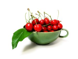 home aquaponics cherries